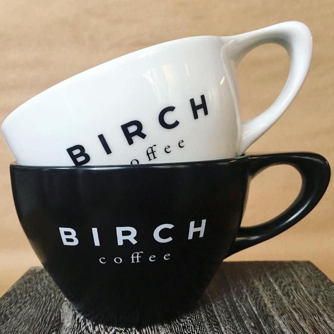 Custom notNeutral LINO Latte Cups for Birch Coffee in New York ...