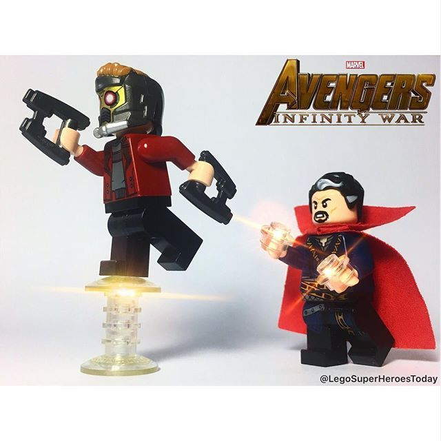 The leaked Infinity War trailer looks AMAZING! Seeing Star-Lord and ...