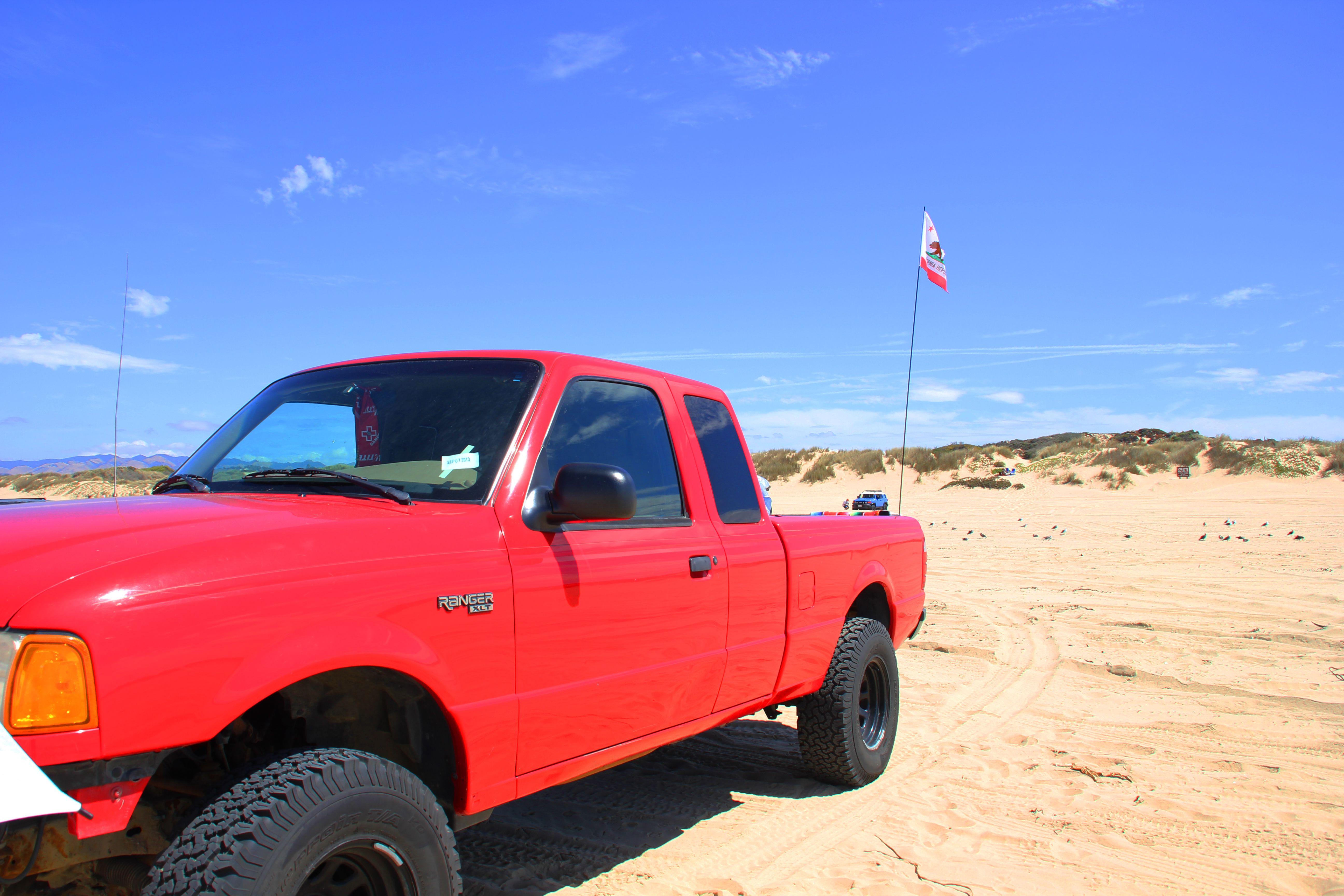 The truck! 2001 Ford Ranger V6 3.0 2WD Ford ranger