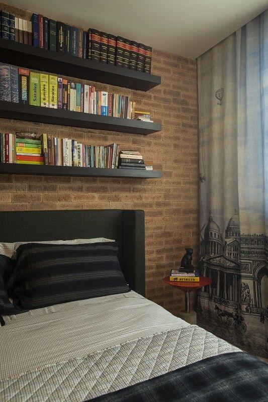 Maia Modern Bedroom Set: +70 Modelos De Papel De Parede: Tudo Que Você Precisa