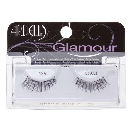 b0281672913 Andrea Natural Lashes, 135, Black | Products | Natural lashes ...