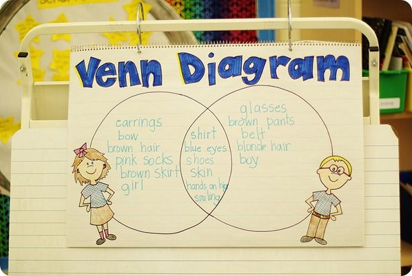 Love This Lesson Venn With Friends Introduce Venns By Picking Two