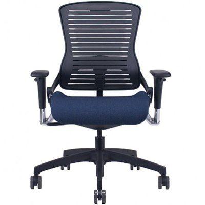 Office Master Om5 B Modern Black Multi Tasking Executive Chair Ergonomic Chair Chair Task Chair