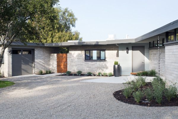 Mid Century Home Gets A Sustainable Makeover Ranch House