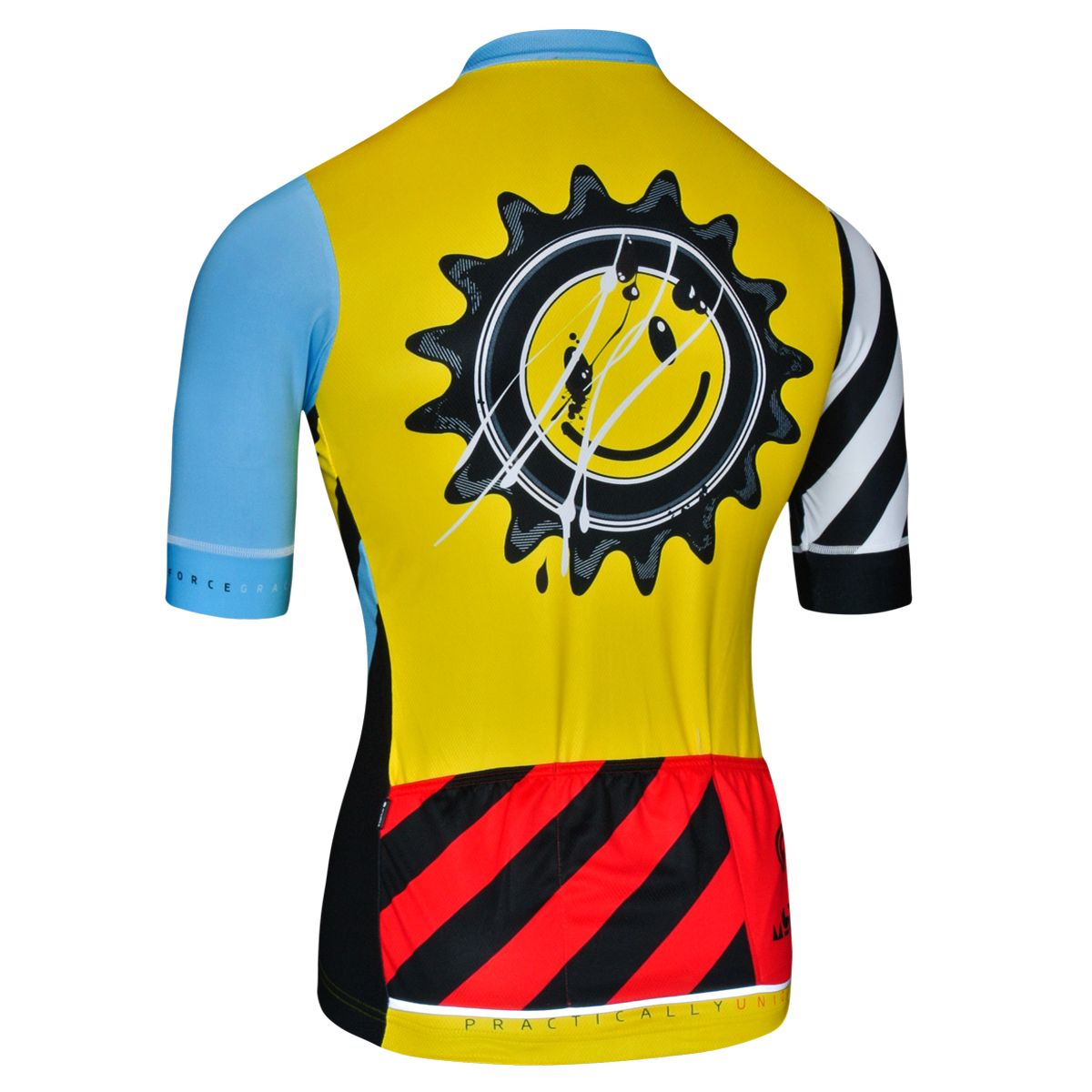 Hacienda Women Jersey - Short Sleeve Womens Cycling Jersey by Milltag