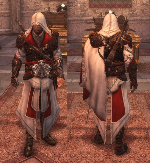 How To Get Armor Of Altair In Assassin S Creed 2