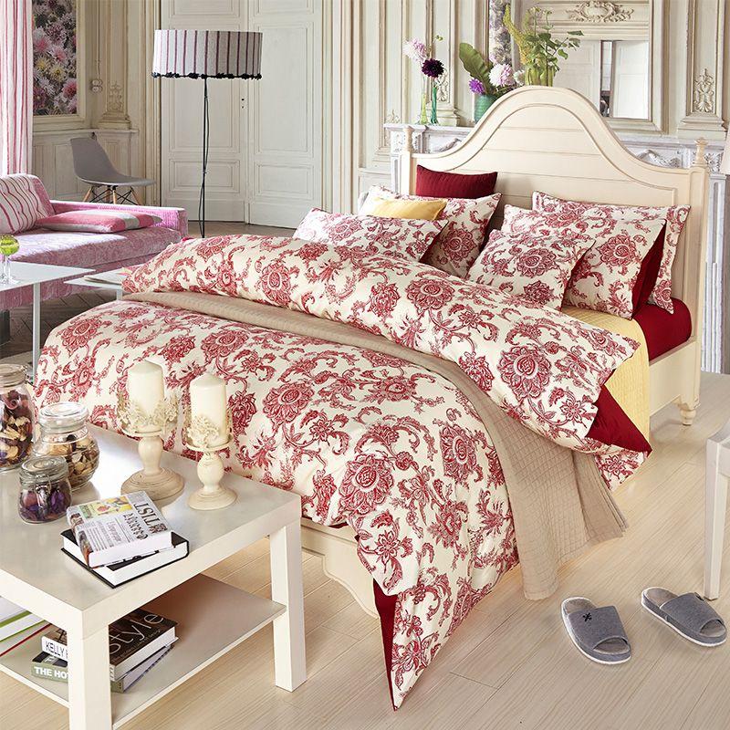 Supreme Collection Split King 7Piece Bed Sheet Set