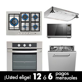Pin De Madeline Mendez En En Tu Cocina Horno De Gas Cocinas Integrales Lavavajillas