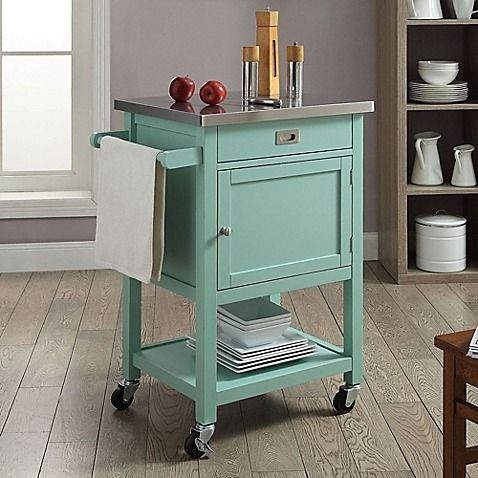 Sydney Apartment Cart Bed Bath Beyond Small Apartment Furniture Kitchen Design Small Kitchen Remodel Small