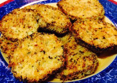 Crispy Baked Eggplant Recipe  – Food.com