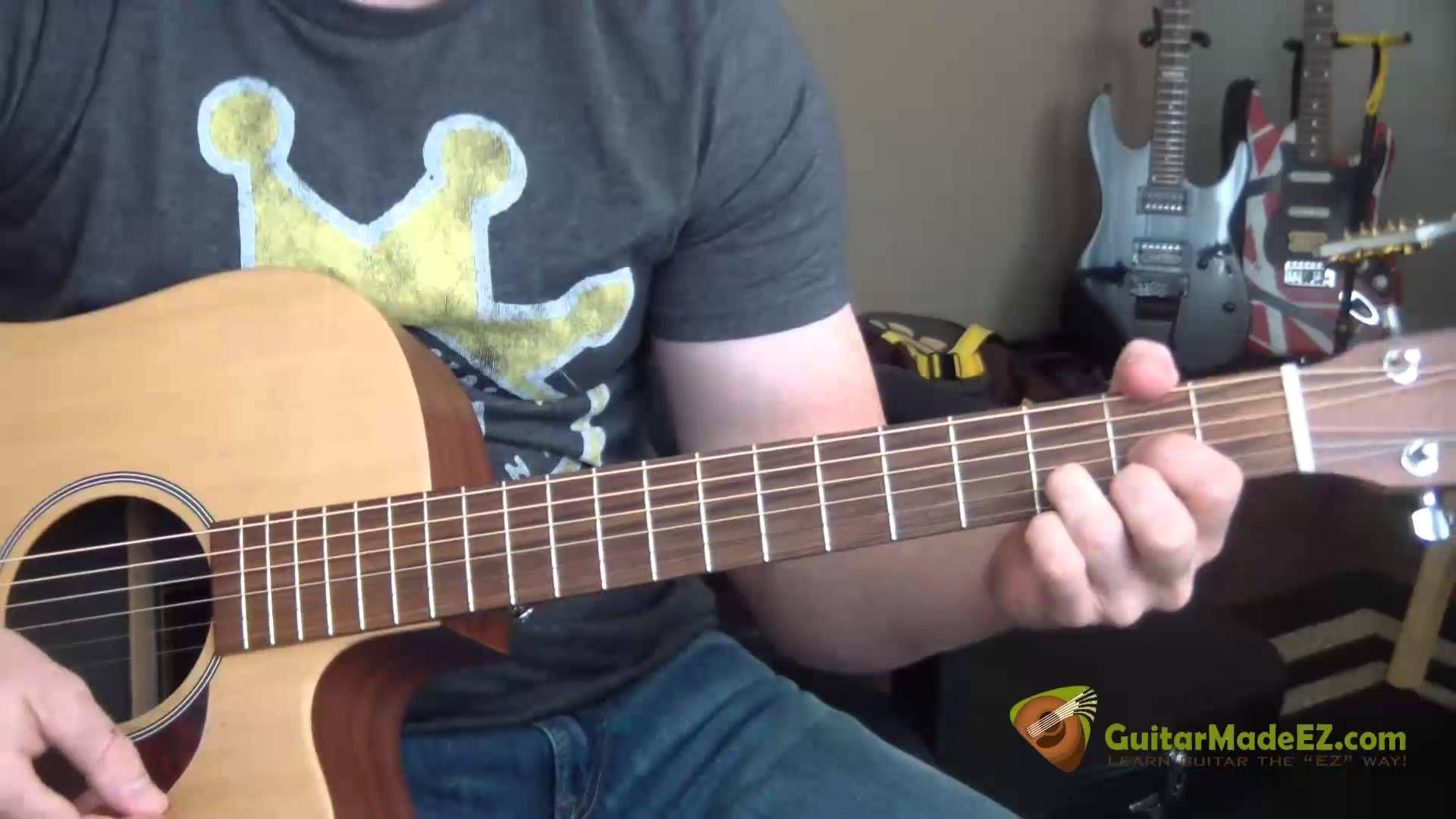 Pink Floyd Mother Guitar Lesson Chords Strumming Pattern Fills Etc GuitarMadeEZ Guitar Lessons Pinterest