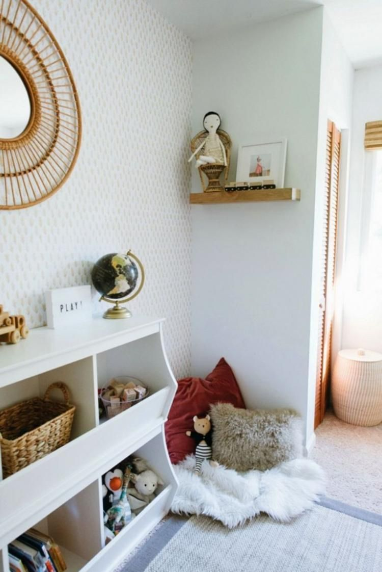 60 Admirable Kids Play Room Ideas On A Budget Kid Room Decor Kids Playroom Decor Home Decor