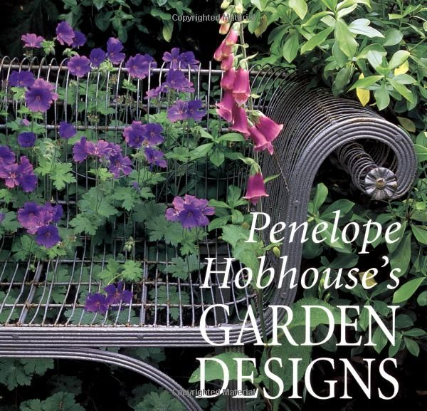 Penelope hobhouse 39 s garden designs penelope hobhouse for Household bargaining and the design of couples income taxation