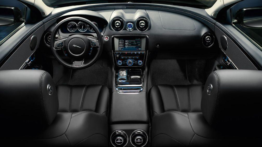 Jaguar XJ Supersport Car Interfaces Interiors Pinterest - 2011 jaguar xj supersport