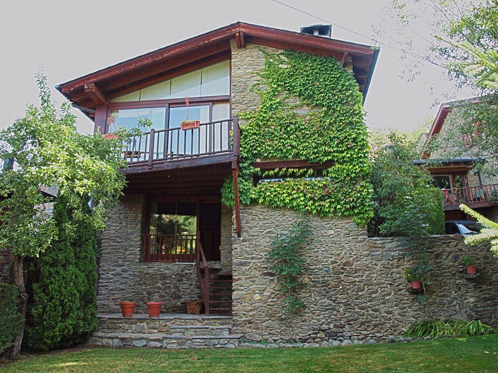 VENDIDA !! Casa de pueblo rehabilitada en Queixans, Fontanals de Cerdanya.