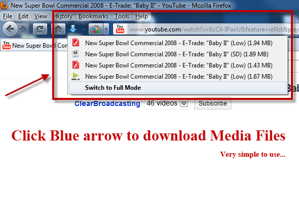 Flash Video Downloader YouTube Downloader 3.8.7 app