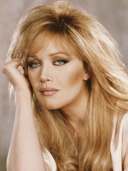 Bond Girls Tanya Roberts Played Stacey Sutton In A View To A