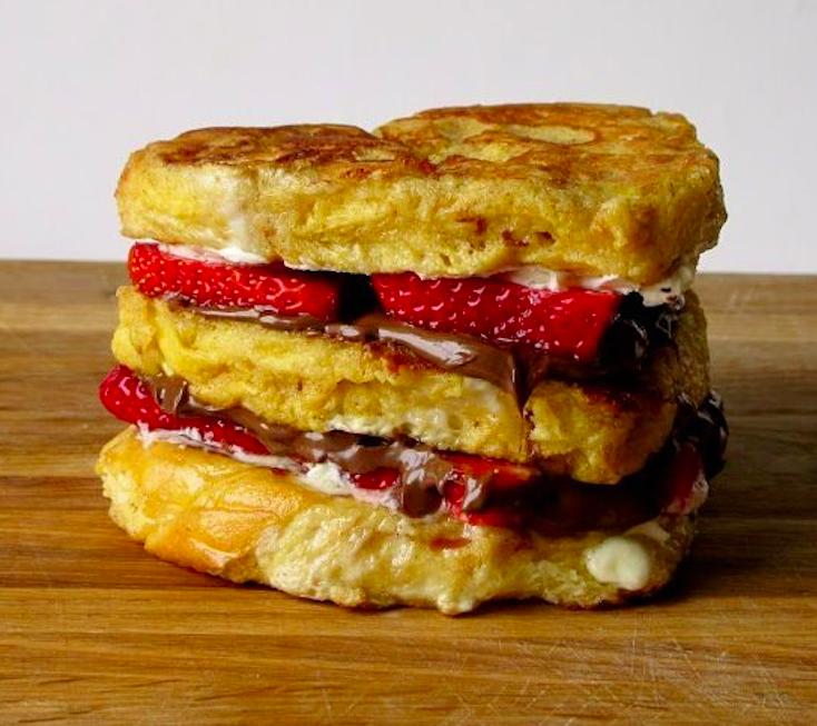 receta de pan frances