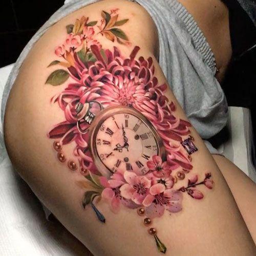 Chrysanthemum Flower Tattoo Best Flower Tattoos Cute Beautiful Flower Tattoo Designs Pre Beautiful Flower Tattoos Chrysanthemum Tattoo Beautiful Tattoos