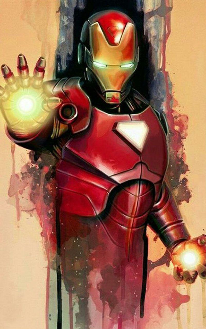 Iron Man Hd Wallpaper Marvel Iron Man Iron Man Iron Man Art