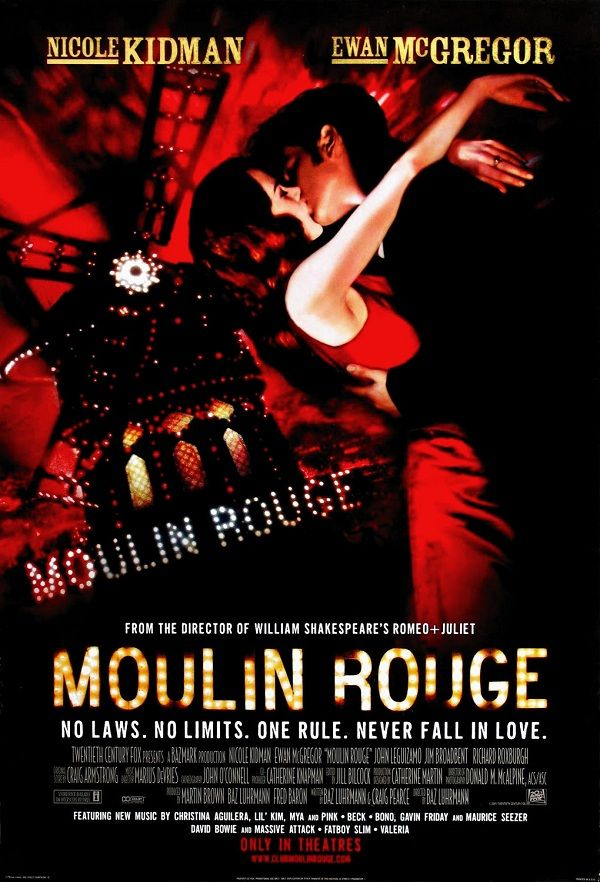 Moulin Rouge (2001).