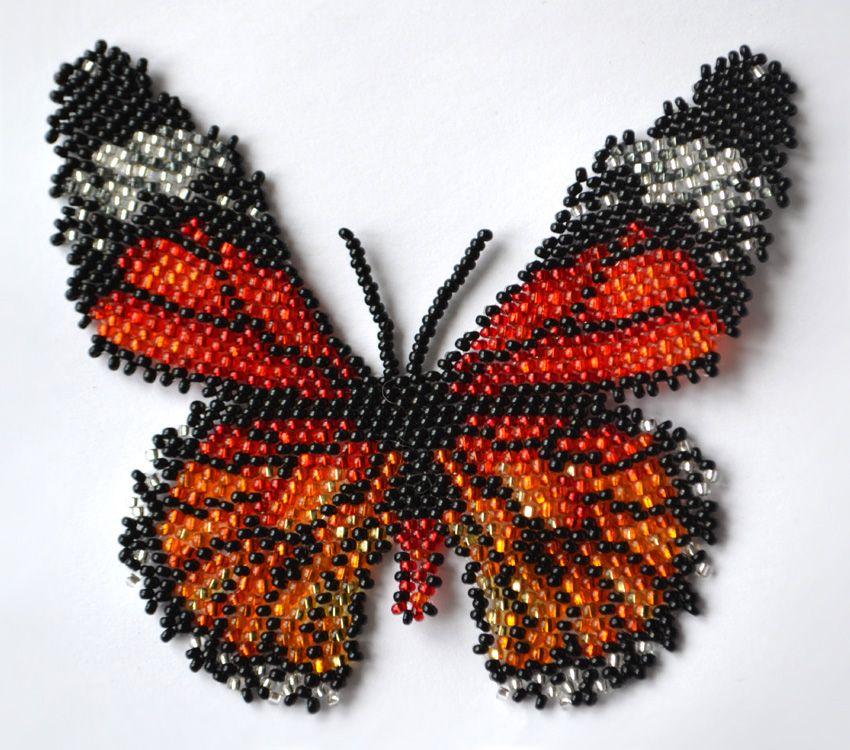 Beadwork by Katherina Kostinskaya