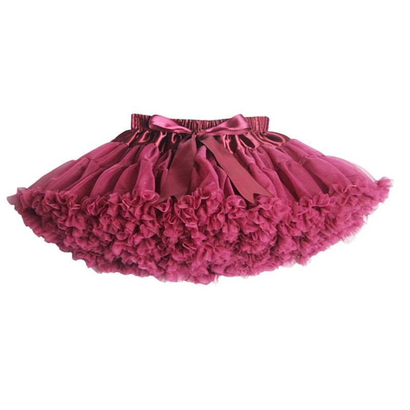 Girls Hot Pink Skirt Tutu//Fancy//Party//Dance//Petticoat All ages