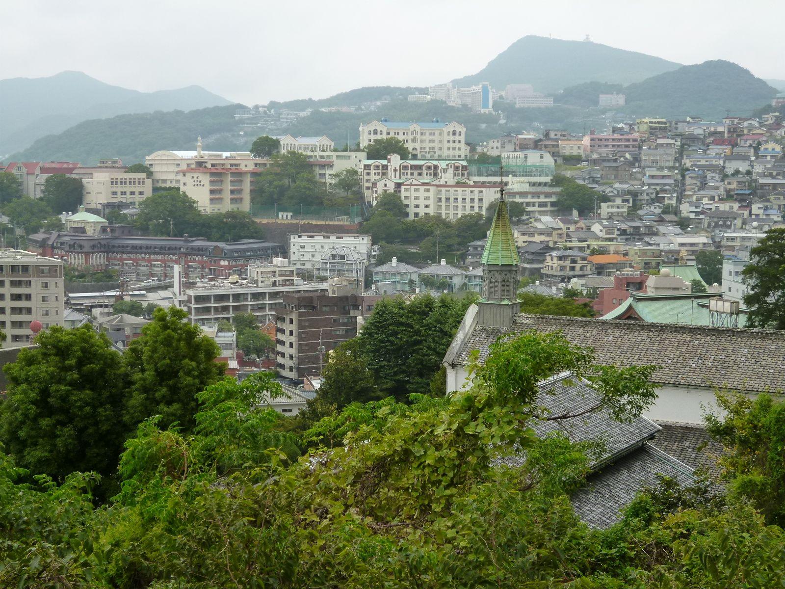 """""""Glover Garden"""", Nagasaki Japan (Settembre)"""