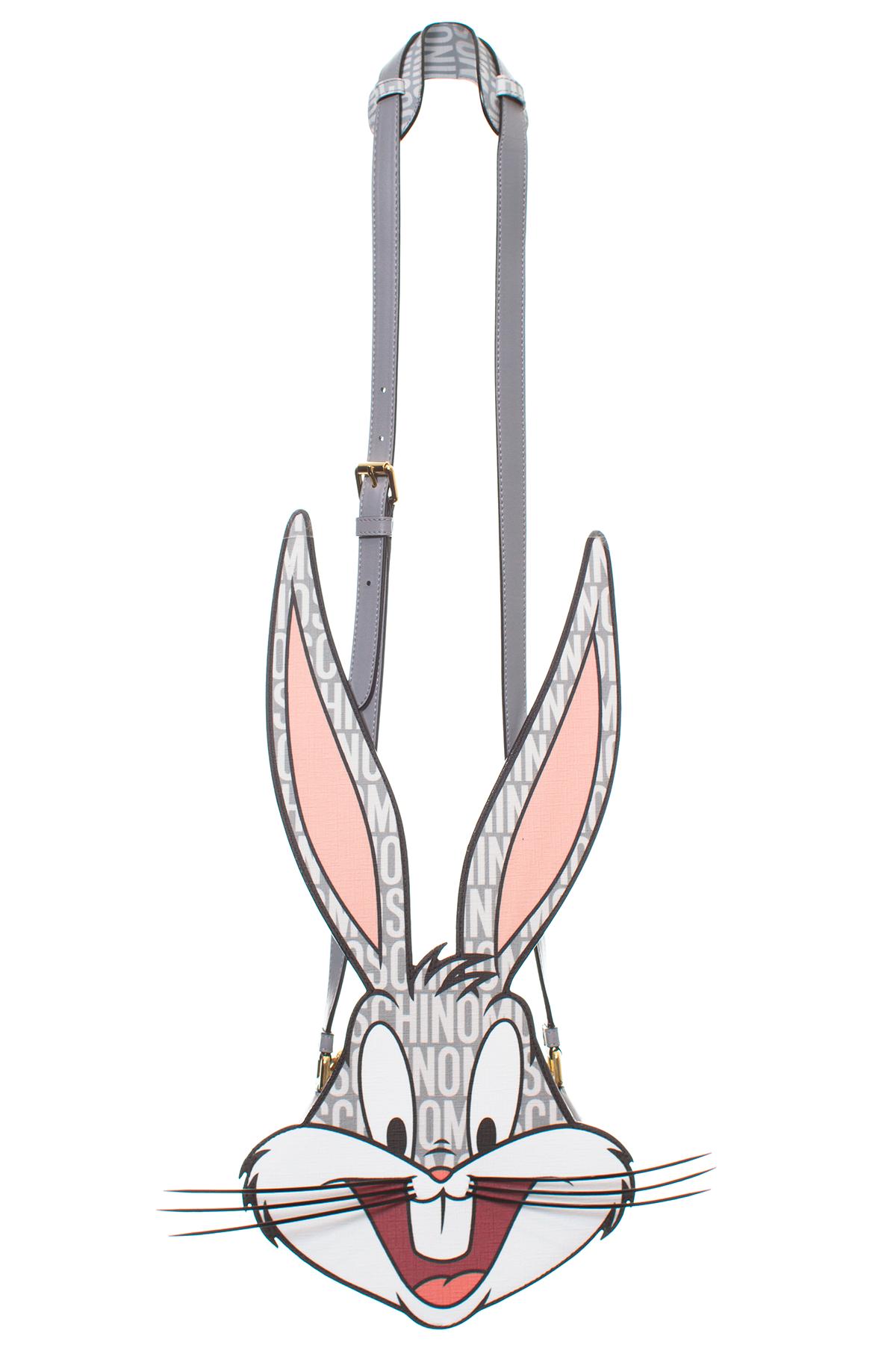 Vfiles Shop Bugs Bunny Head Bag By Moschino Bunny Head Moschino Bugs Bunny