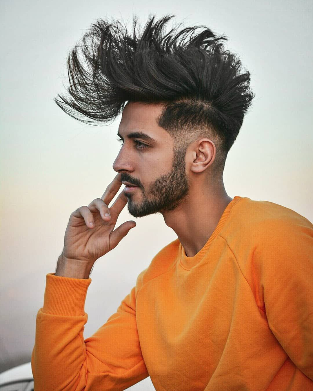 Top 10 Men S Medium Hairstyles For 2019 Gents Hair Style