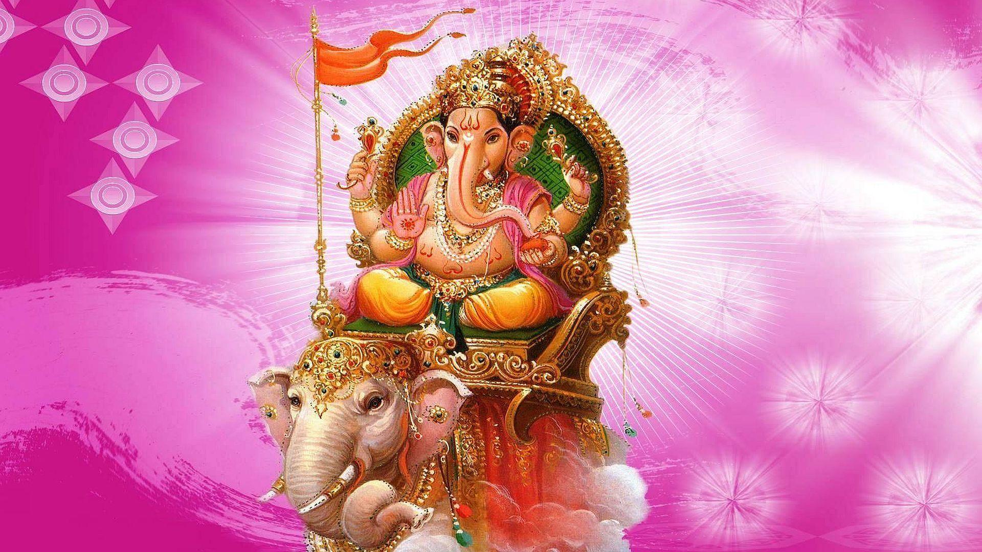 Hd Full Hd Ganesh Wallpaper ...