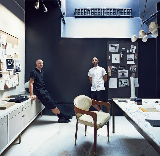 Inside the Inspired Home of Two Brooklyn Lighting Designers - The New York Times & Inside the Inspired Home of Two Brooklyn Lighting Designers | Pinterest