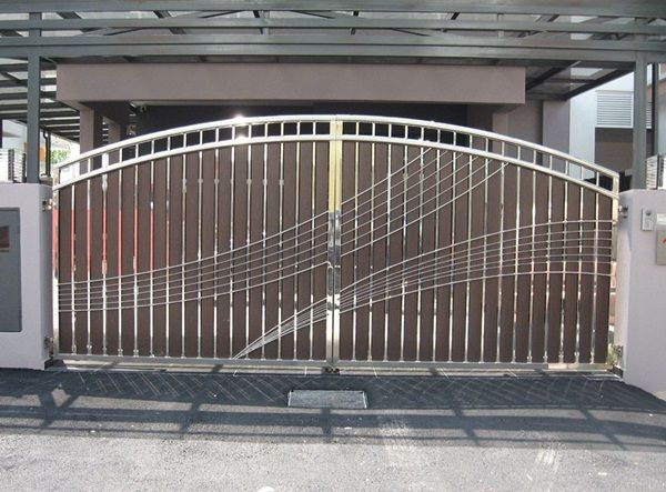 Gate Design Ideas amazing tree gate design ideas 25 Front Gate Designs Welcome Your Guest With Perfect Gate Design