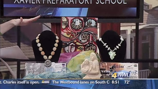 70s dance party and silent auction benefit Xavier Prep | wwltv.com New Orleans