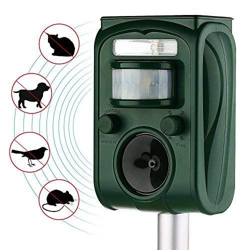 Pest Tech Gatto Repellente per ultrasuoni.
