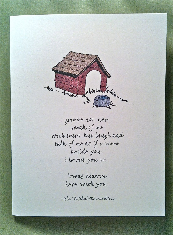 pet loss grief quotes Google Search Pets Pinterest