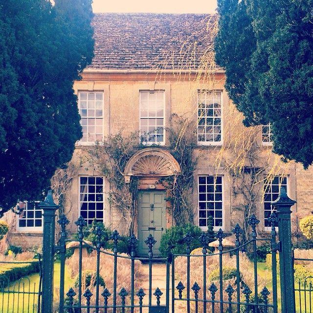 Back where it began #ByamsHouse #Willesley #Tetbury