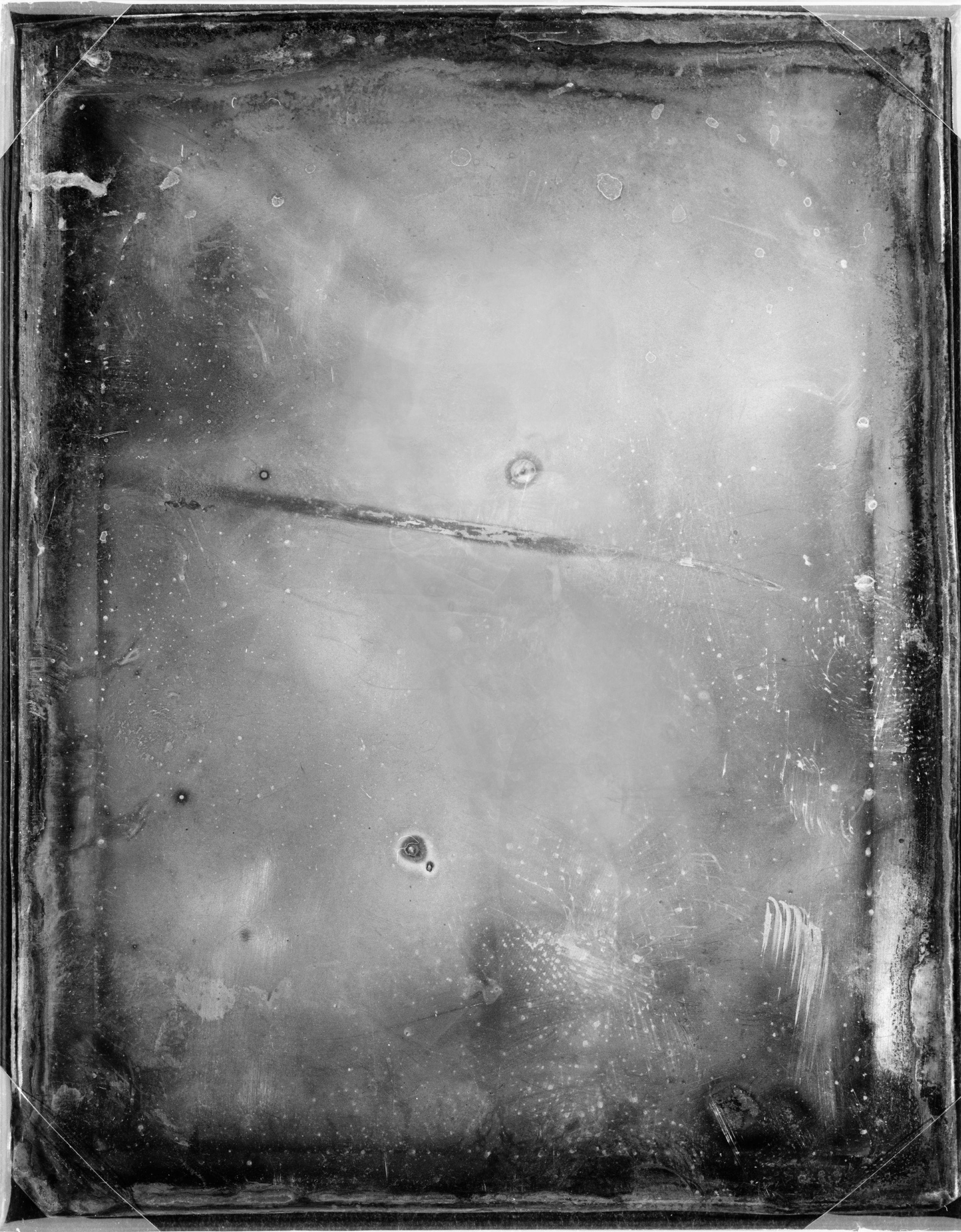 White Polaroid Frame Template