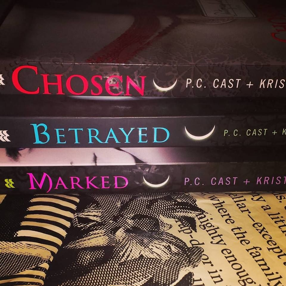 35+ The house of night book series in order info