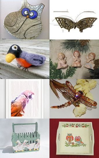 About wings) by Nata Ursol on Etsy--Pinned with TreasuryPin.com