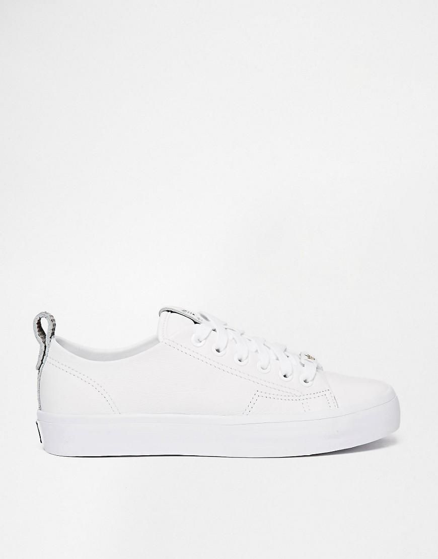 buy online a8b00 8d1a1 Adidas   adidas Originals Honey 2.0 White Trainers at ASOS