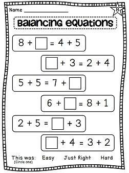 First Grade Math Unit 8 | Math, First grade math, Math school