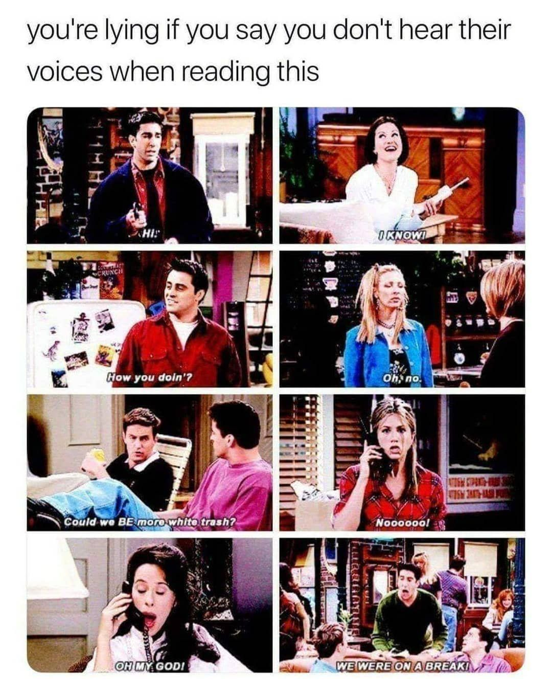 Pin By Vaibhavi Kataria On F R I E N D S Friends Funny Moments Friends Cast Friends Episodes