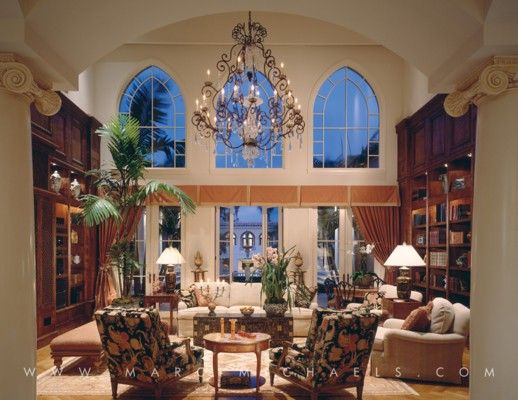 Nice Luxury Palm Beach Interior Design Firm | Marc Michaels Inc.