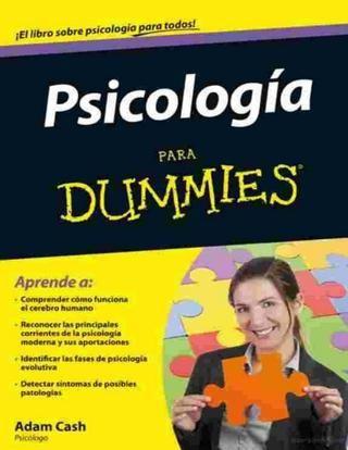 Psicología Para Dummies Completo Para Dummies Psicologia Pdf Libros De Psicología