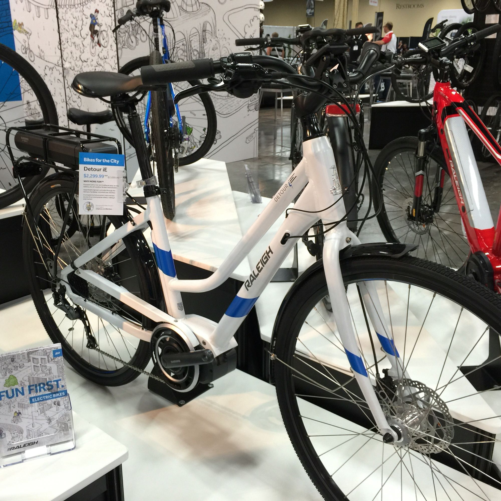 Pin By Electric Bike Report On Electric Bike News Raleigh