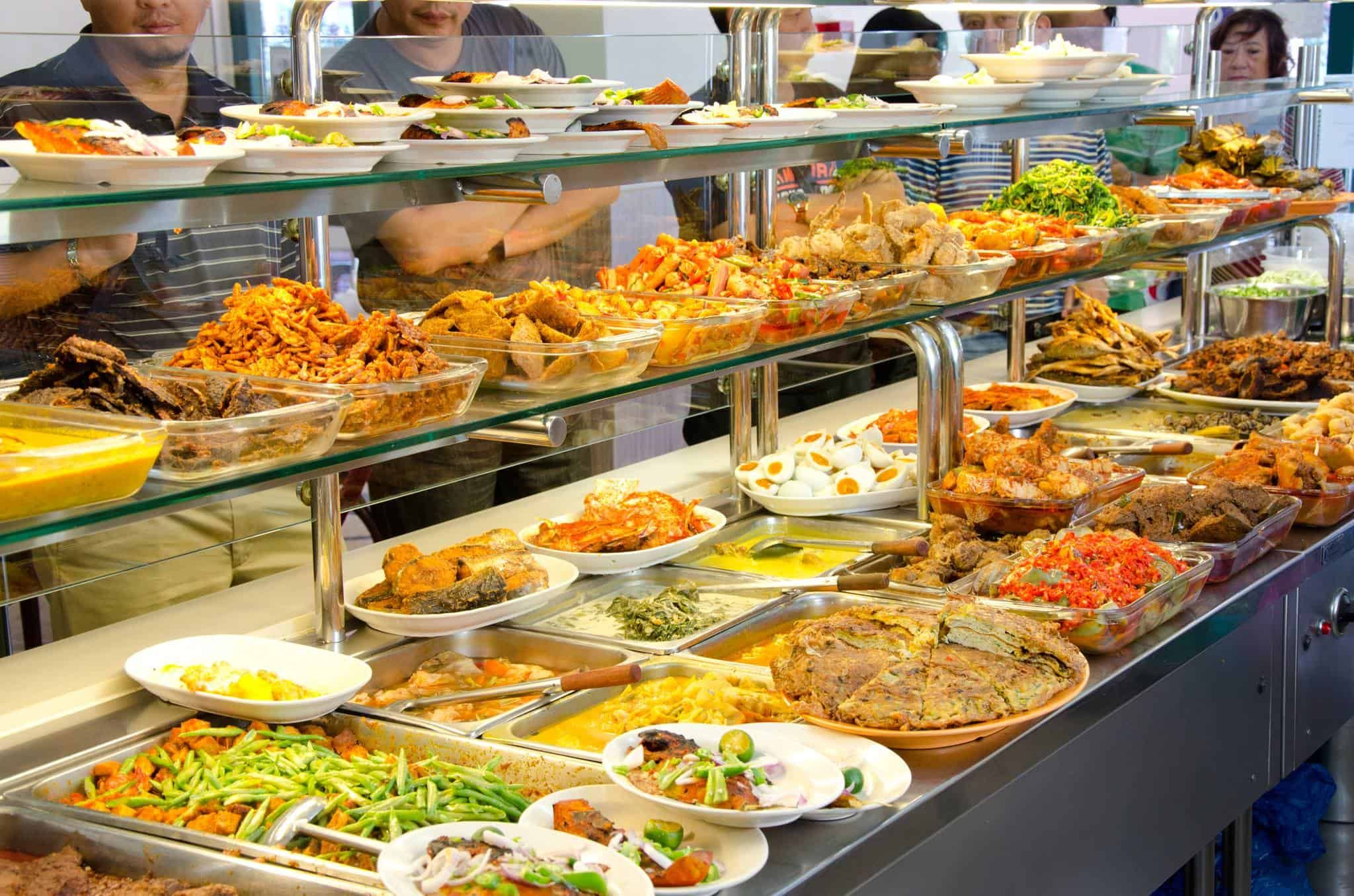 Don T Miss These 5 Halal Food Places In Singapore Halal Recipes