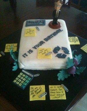 Birthday Cake Ideas For Office BirthdayCakes httpifttt2mYsaO8