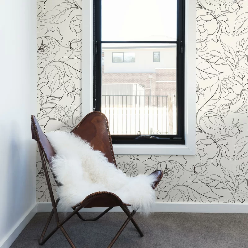 Silkeborg Removable Peel And Stick Wallpaper Panel Removable Wallpaper Wallpaper Panels Peel And Stick Wallpaper