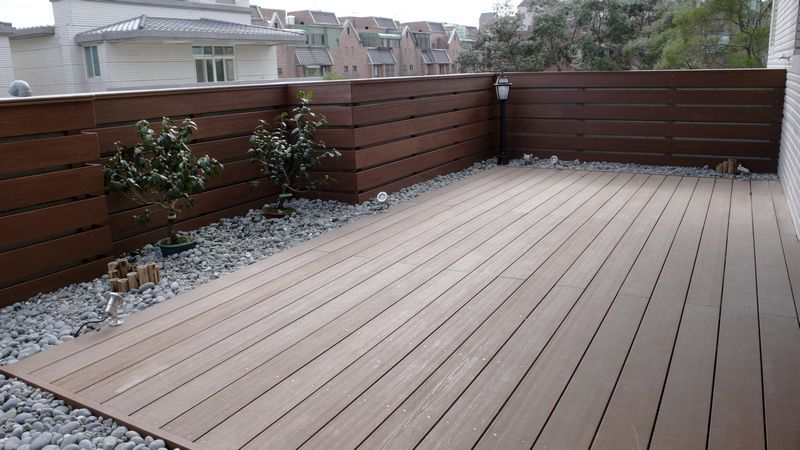Outdoor Modular Flooring Deck Tiles And Interlocking Patio